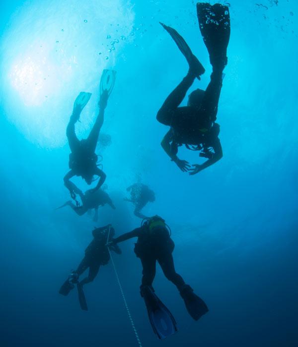 Vessel crew activities
